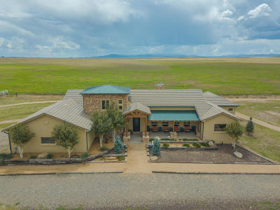 Chino Valley, Prescott, Prescott Valley, Skull Valley Single Family Home For Sale: 5405 E Haystack Road