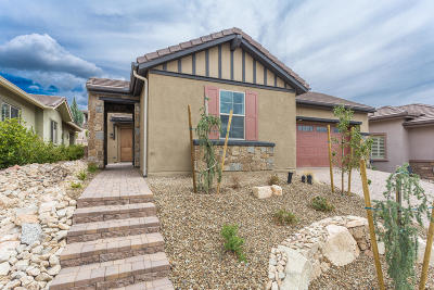 Prescott Single Family Home For Sale: 1263 Pebble Spgs