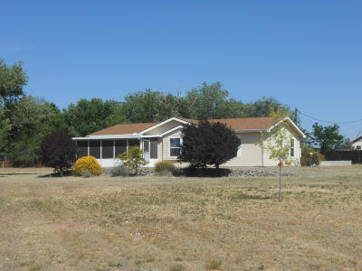 Yavapai County Mobile/Manufactured For Sale: 1219 S Rd 1 East