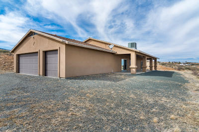 Dewey-humboldt Single Family Home For Sale: 10400 E Powerline Road