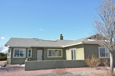 Prescott Valley Single Family Home For Sale: 7225 E Alto Desierto Road