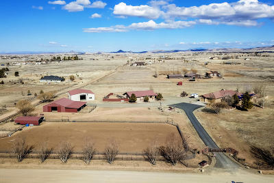 Prescott Valley Single Family Home For Sale: 8560 Easy Street