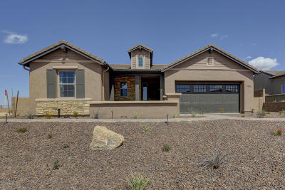 Prescott Single Family Home For Sale: 5266 Scenic Crest Way
