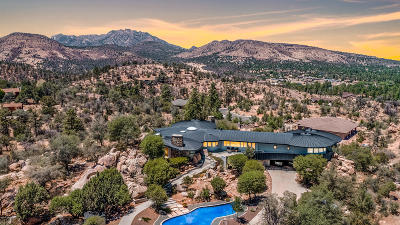 Prescott Single Family Home For Sale: 1991 Tranquil Trail
