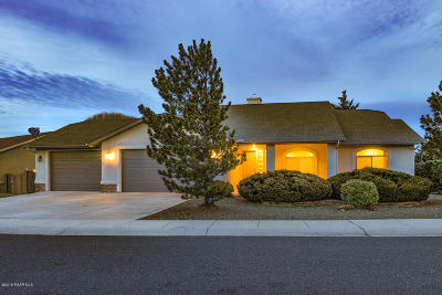 Prescott Valley Single Family Home For Sale: 7431 N Starry Sky Drive