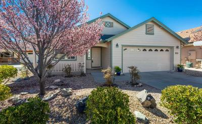 Prescott Single Family Home For Sale: 1430 Kwana Court