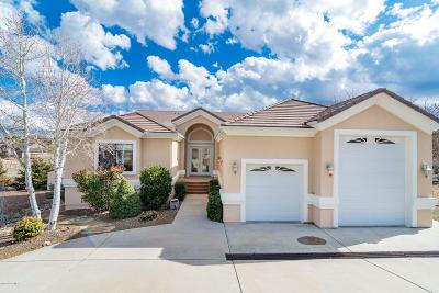 Prescott Single Family Home For Sale: 2159 Lynxwood Drive