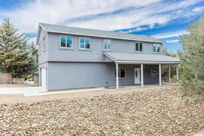 Chino Valley, Dewey-humboldt, Prescott, Prescott Valley Single Family Home For Sale: 4545 E Kristen Drive