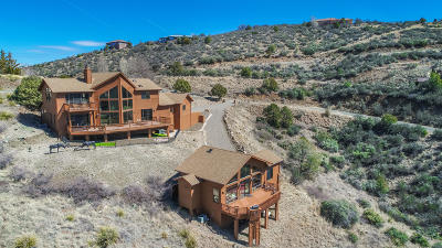 Chino Valley, Prescott, Prescott Valley, Skull Valley Single Family Home For Sale: 182 N Angeline Circle