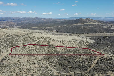 Dewey-Humboldt Residential Lots & Land For Sale: 00 E Vaca Bonita Trail
