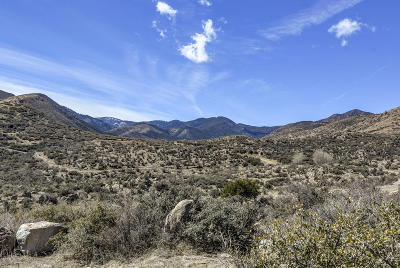 Dewey-Humboldt Residential Lots & Land For Sale: E Vaca Bonita Trail