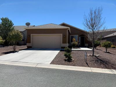 Prescott Valley Single Family Home For Sale: 4080 N Providence Road