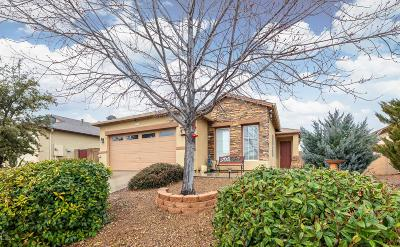 Prescott Valley AZ Single Family Home For Sale: $300,000