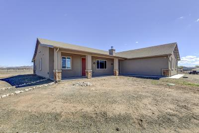 Prescott Valley Single Family Home For Sale: 7285 E Airfield Road