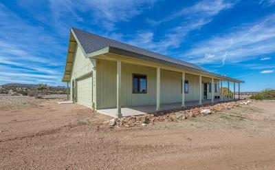 Prescott, Prescott Valley, Dewey-humboldt, Chino Valley Single Family Home For Sale: 1870 W Frontier Road