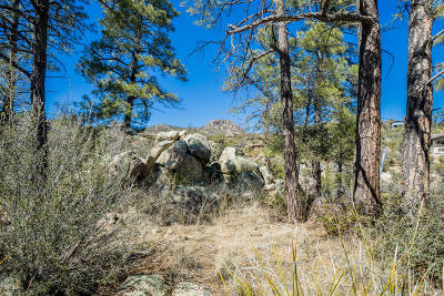Prescott Residential Lots & Land For Sale: 2248 Golf Club Lane
