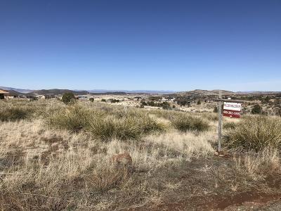 Prescott Valley Residential Lots & Land For Sale: N Dakota Road