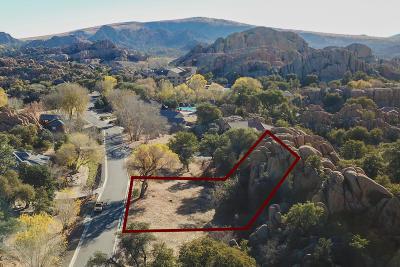 Prescott Residential Lots & Land For Sale: 2135 Boulder Creek Lane