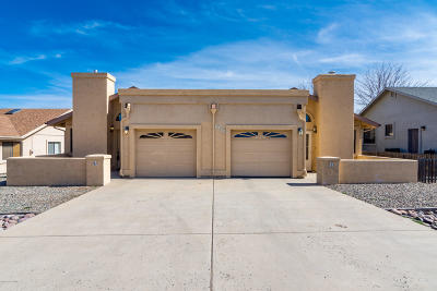 Prescott Valley Single Family Home For Sale: 1225 Tapadero Drive