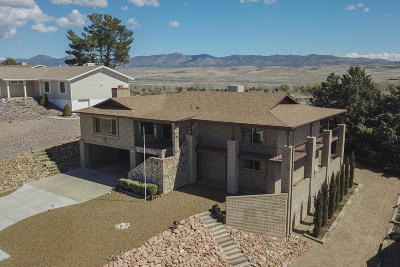 Dewey-humboldt Single Family Home For Sale: 893 Maverick Trail