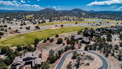 Prescott, Prescott Valley, Chino Valley, Dewey-humboldt Residential Lots & Land For Sale: 15325 N Badlands Circle
