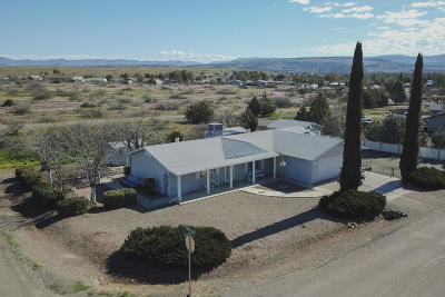 Mayer AZ Single Family Home For Sale: $209,900
