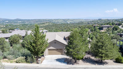 Prescott AZ Single Family Home For Sale: $662,000