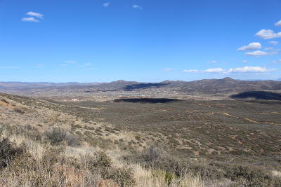 Dewey-Humboldt Residential Lots & Land For Sale: 11062 E Iron King Road