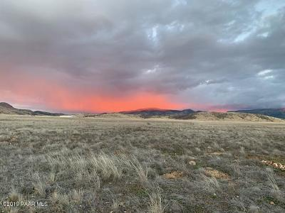 Prescott, Dewey-humboldt, Prescott Valley, Chino Valley Residential Lots & Land For Sale: N Porter Camp Trail