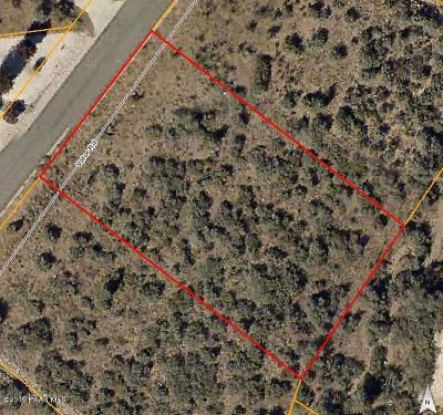 Prescott, Dewey-humboldt, Prescott Valley, Chino Valley Residential Lots & Land For Sale: 1173 Valor Road