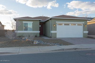 Prescott, Dewey-humboldt, Prescott Valley Single Family Home For Sale: 910 N Diaz Street