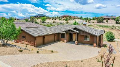 Prescott Single Family Home For Sale: 1987 Barrett Drive