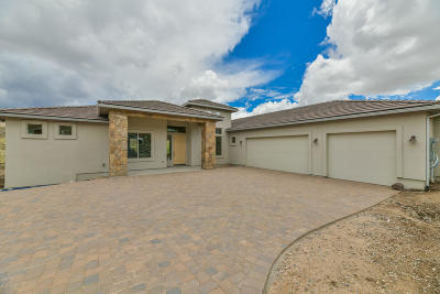 Prescott Single Family Home For Sale: 1989 Barrett Drive