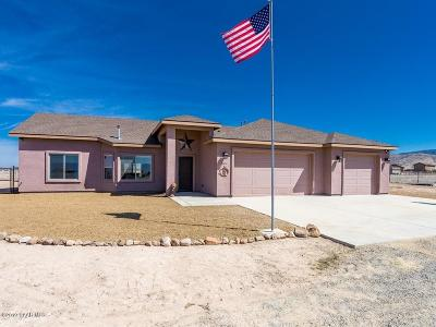 Prescott Valley Single Family Home For Sale: 9380 E Great Dane Drive