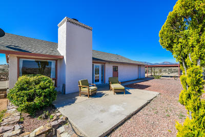Dewey-humboldt Single Family Home For Sale: 11660 Kachina Place