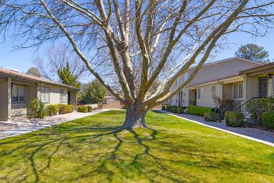 Prescott Condo/Townhouse For Sale: 362 Country Club Circle