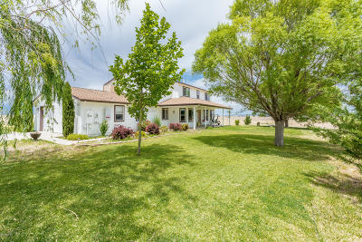 Prescott Valley Single Family Home For Sale: 7040 E Whisper Ranch Road