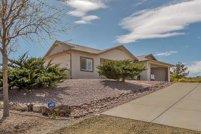 Mayer Single Family Home For Sale: 13555 E Ore Sample Lane