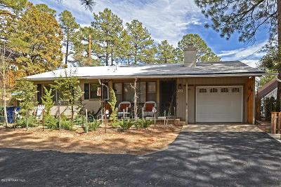 Prescott Single Family Home For Sale: 503 Highland Avenue
