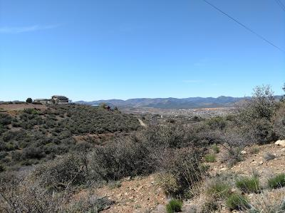 Dewey-Humboldt Residential Lots & Land For Sale: 14871 E White Drive