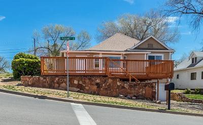 Prescott Single Family Home For Sale: 303 S Pleasant Street