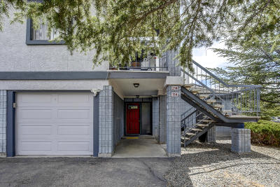Prescott Condo/Townhouse For Sale: 6124 Antelope Villas Circle #114