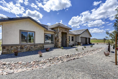 Prescott Valley AZ Single Family Home For Sale: $535,000