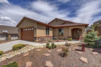 Prescott Single Family Home For Sale: 1605 Cool Breezes Lane