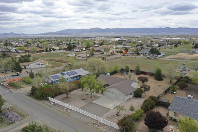 Prescott Valley Single Family Home For Sale: 3151 N Valley View Drive