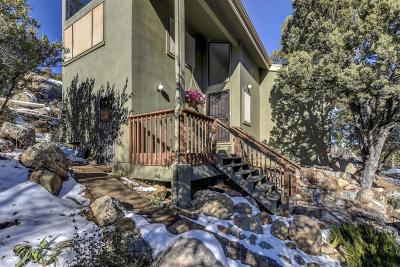 Prescott Single Family Home For Sale: 1920 Crossroads
