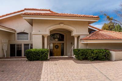 Groom Creek, Prescott, Walker Single Family Home For Sale: 616 Autumn Oak Way