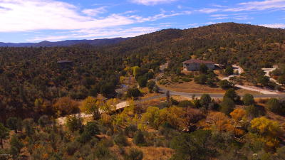 Prescott Residential Lots & Land For Sale: 5140 E Fitzmaurice Drive