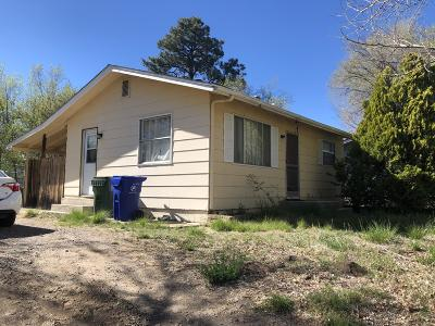 Prescott Single Family Home For Sale: 422 Lincoln Avenue