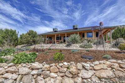 Paulden Single Family Home For Sale: 1205 W Anasazi Sunset Trail